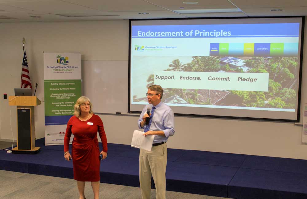 Growing Climate Solutions convenes Leadership Circle to begin developing solutions for Southwest Florida's changing climate