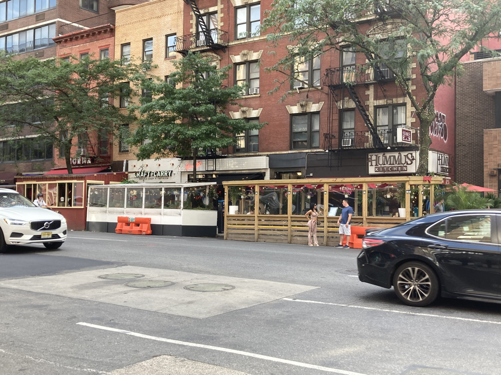 Cities Innovate on Sustainability:Observations from Cleveland and New York